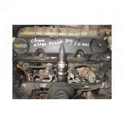 Motore PSA RHY Peugeot 206 - 306 - 307 / Citroen Xsara - Picasso 2.0 HDi 1998-2009 66KW 90CV 135.000 Km - Motore - 1