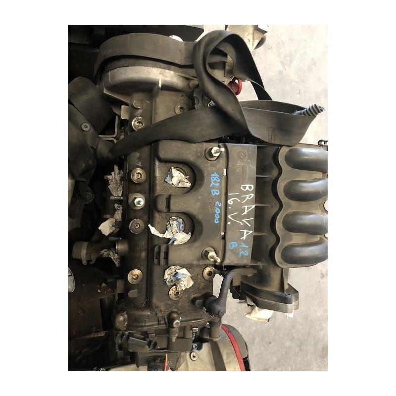 Motore 182B2000 Fiat Punto MK1 1.2 16V 60KW 82CV benzina 1995 - 2007 - Motore - 1