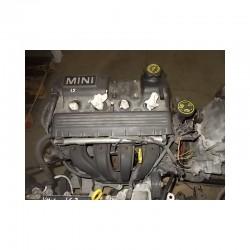 "Motore W10B16A Mini Cooper - One R50 / R52 / R53 1.6 benzina 85 KW 116 CV """" 2001 - 2007 """" - Motore - 1"