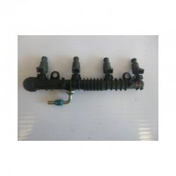 Flauto iniezione completo 1928404261 0280151076 Opel Agila/Opel Corsa 1.2 - Flauto iniezione - 1