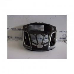 Bocchetta Aria Centrale BM51A014L20 BM51A014L21 Ford Focus III - Accessori cruscotto - 1