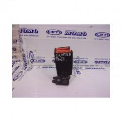 Attacchi Cintura Centrale BM51613K21CA3JA6 Ford Focus III doppia fibia - Cintura di sicurezza - 1