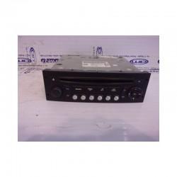 Autoradio Cd 98041626XT Citroen C3. Ds.Berlingo.Peugeot 3008 - Autoradio - 1