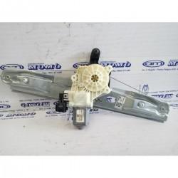 Alzavetro elettrico BM51A27000BA posteriore Dx Ford Focus MK3 SW - Serratura - 1