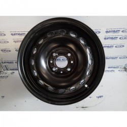 Cerchio in ferro 5,5Jx14H2 ET43 4 fori Fiat - Alfa Romeo - Lancia. Nuovo - Cerchi in ferro - 1