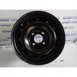 Cerchio in ferro 5,0Jx13H2 ET28 4 fori Citroen - Peugeot. Nuovo - Cerchi in ferro - 1