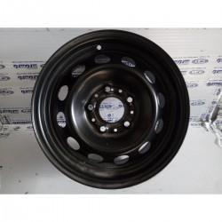 Cerchio in ferro 6,5Jx15H2 ET42 5 fori BMW Serie 3. Nuovo - Cerchi in ferro - 1