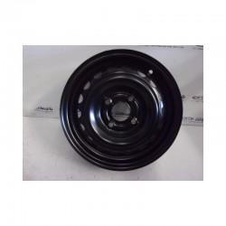 Cerchio in ferro 5.00J x 13H2 4 fori 4x100 ET49 Opel Corsa. Nuovo - Cerchi in ferro - 1