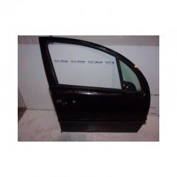 Porta ant. Dx Citroen C3 I Serie  colore nero - Portiera - 1
