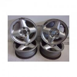 Cerchi in lega Ford Fiesta 5,5x14 ET43,5 4fori Kit 4Pz - Cerchi in lega - 1