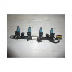 Flauto iniezione con iniettori 0280155971 Fiat Punto II Mk 188 1.2 benzina - Flauto iniezione - 1