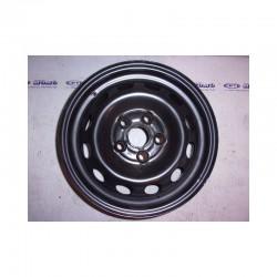 Cerchio in ferro Volkswagen Sharan 6x15 ET 55 5 Fori Nuovo - Cerchi in ferro - 1