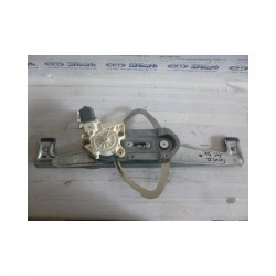 Alzavetro elettrico anteriore destro 0130822216 4M5T14553 Ford Focus II 2004-2011 - Alzavetro - 1