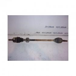 Semiasse anteriore destro 00134108 Toyota Yaris 1.0 benz - Semiasse - 1