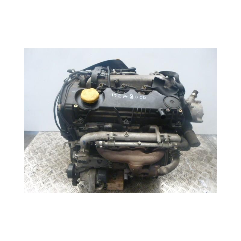 Motore 192A8000 Fiat Stilo 1.9 jtd 8v 88Kw 120cv - Motore - 1