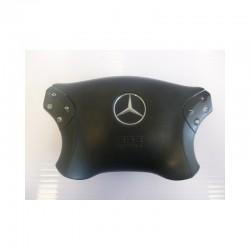 Airbag guida 2034601198 Mercedes Classe C W203 00-07 con comandi - Airbag - 1