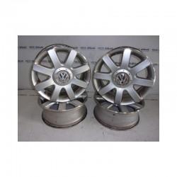 Crchi in lega 1K0601025R Volkswagen Golf V 6,5x16 ET50 5 fori - Cerchi in lega - 1