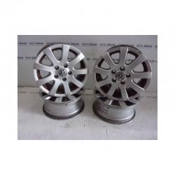 Cerchi in lega 1K0601025A Volkswagen Golf V / Turan. 6,5x15 ET50 5 fori - Cerchi in lega - 1