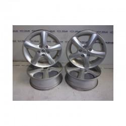 Cerchi in lega Suzuki Sx4 6x16 ET50 5 fori - Cerchi in lega - 1