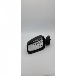 Specchietto retrovisore esterno elettrico sinistro Dacia Logon 5pin - Specchietto retrovisore - 1
