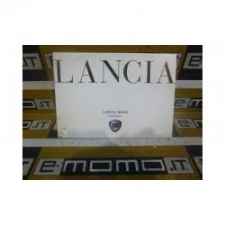 Libretto autoradio 60346502 Lancia Musa 2004-2007 - Libretto uso e manutenzione - 1
