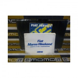 Libretto uso e manutenzione 60345158 Fiat Marea Weekend 1999 - Libretto uso e manutenzione - 1