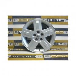 Cerchio in lega 8200103222 Renault Espace IV 02-14 7 x 17 ET50 5fori - Cerchi in lega - 1