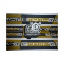 Corpo farfallato 8200578645 Renault Clio MK3 - Corpo farfallato - 1