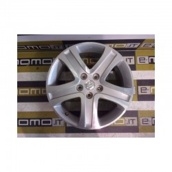 Cerchio in lega 4321066J1 Suzuki Gran Vitara 17x6,5 ET45 5 Fori - Cerchi in lega - 1