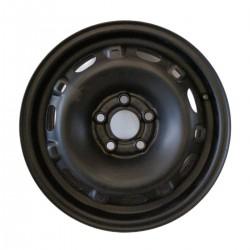 Cerchio in ferro 6Q0601027A Volkswagen Polo 6J x 14 H2 Et 43 - Cerchi in ferro - 1