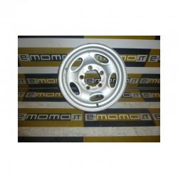 Cerchio in ferro Daihatsu Feroza 6x15H2 5 Fori - Cerchi in ferro - 1
