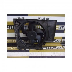 Elettroventola 21481AX610 1831443000 Nissan MIcra K12 Note J6 - Elettroventola - 1