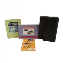 Libretto uso e manutenzione 8200561240 Renault Clio III 2005-2013 - Libretto uso e manutenzione - 1