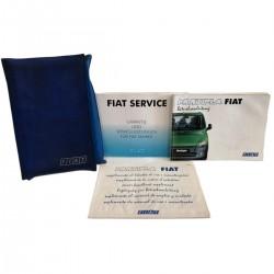 Libretto uso e manutenzione 60345137 Fiat Multipla 1998-2003 - Libretto uso e manutenzione - 1