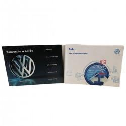 Libretto uso e manutenzione 9815516N050 Volkswagen Polo III 1993-2004 - Libretto uso e manutenzione - 1