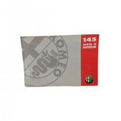 Libretto uso e manutenzione 60490843 Alfa Romeo 145 - Libretto uso e manutenzione - 1