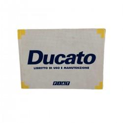 Libretto uso e manutenzione 60345415 Fiat Ducato II 1994-2006 - Libretto uso e manutenzione - 1