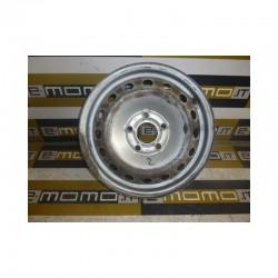 Cerchio in ferro 1010469 Renault Trafic/Opel Vivaro 6x16H2 ET 50 5 Fori - Cerchi in ferro - 1