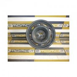 Cerchio in ferro 1J0601027H Volkswagen Golf 6x15H2 ET 38 5 Fori - Cerchi in ferro - 1