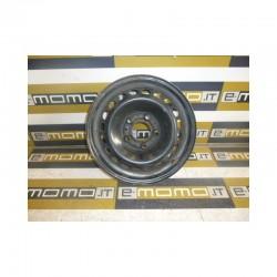 Cerchio in ferro 2150309 Bmw Serie 3 6x13H2 ET 42 5 Fori - Cerchi in ferro - 1