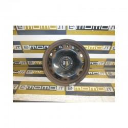 Cerchio in ferro Renault Scenic 6,5x 15H2 ET 45 4 Fori - Cerchi in ferro - 1