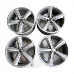 Cerchi in lega ricondizionati 8E0601025AQ Audi A4 Mk B7 2004-2008 7,5J x 17 H2 et 43 - Cerchi in lega - 1