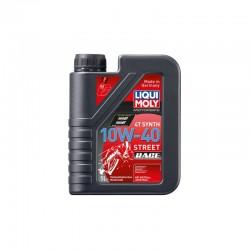 LIQUI MOLY 20753 olio motorbike 4T Synth 10W40 Street Race 1L - Olio motore - 1