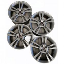 Cerchi in lega ricondizionati 50901646 Fiat Bravo II 7Jx 17H2 Et 31 4 fori - Cerchi in lega - 1