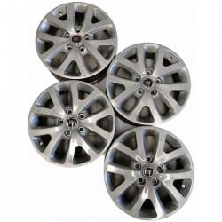Cerchi in lega ricondizionati Fiat Sedici Suzuki S4X 6J x16H2 Et50 5 fori - Cerchi in lega - 1