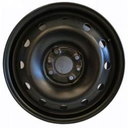 Cerchio in ferro ricondizionato Fiat 5J x 14H2 Et 48 - Cerchi in ferro - 1