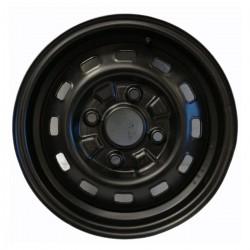 Cerchio in ferro ricondizionato Daewoo Matiz 4,5J x 13H2 Et 45 4 fori - Cerchi in ferro - 1