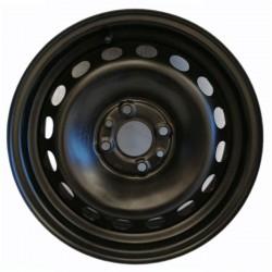 Cerchio in ferro ricondizionato Fiat Lancia Alfa Romeo 5,5J x 14H2 Et 35 4 fori - Cerchi in ferro - 1