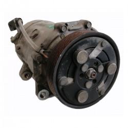 Compressore aria condizionata 2S6119D629AF Ford Fiesta V 1.4 Tdci - Compressore aria condizionata - 1