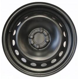 Cerchio in ferro rigenerato Fiat Stilo 6,5x15H2 ET43 4 Fori - Cerchi in ferro - 1